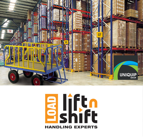 Load, Lift 'n' Shift